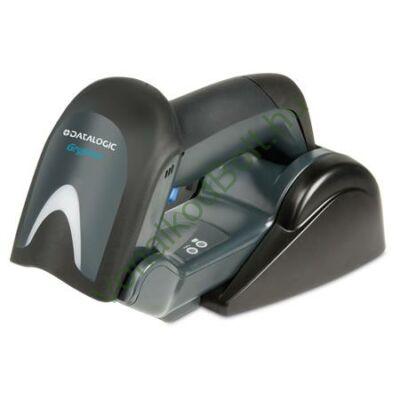 Datalogic Gryphon BT4100 Bluetooth imager vezeték nélküli vonalkódolvasó, dokkal, USB kábellel
