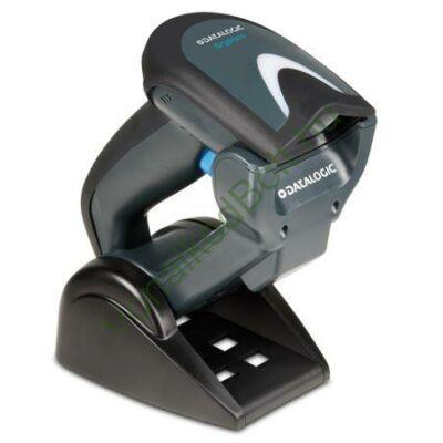 Datalogic Gryphon GBT4400 2D imager Bluetooth vezeték nélküli vonalkódolvasó, dokkal, USB kábellel