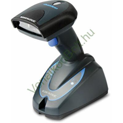 Datalogic QuickScan Mobile QM2100 vezeték nélküli Imager vonalkódolvasó, dokk, USB kábel
