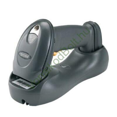 Motorola-Symbol DS6878-SR BT, Bluetooth, vezeték nélküli 2D imager vonalkódolvasó, dokkal, USB kábellel