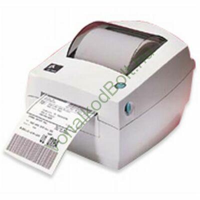 Zebra GC420d Direct Termo 203dpi asztali címke- vonalkód-nyomtató, hőpapíros nyomtatáshoz